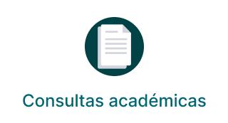Consultas académicas