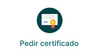 Certificado de examen